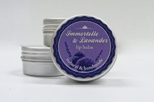 immortelle lip balm